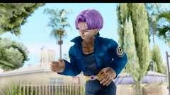 Dragon Ball Xenoverse Future Trunks SJ para GTA San Andreas