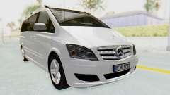 Mercedes-Benz Viano W639 2010 Long Version