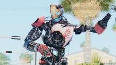 Marvel Future Fight - Ultron Mk1 para GTA San Andreas