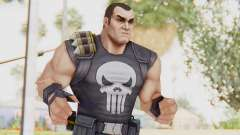 Marvel Future Fight - Punisher para GTA San Andreas