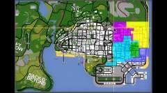 Mapa para SAMP