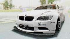 BMW M3 E92 Liberty Walk LB Performance