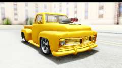 GTA 5 Vapid Slamvan without Hydro