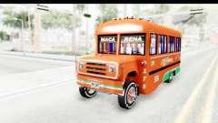 Dodge D600 v2 Bus para GTA San Andreas