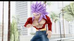 Dragon Ball Xenoverse Future Trunks SSJ4