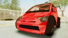 GTA 5 Benefactor Panto Custom