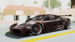 Ferrari 360 Modena Liberty Walk LB Perfomance v1 para GTA San Andreas
