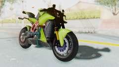 KTM 1190 R Stunter para GTA San Andreas