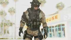 Federation Elite Assault Desert