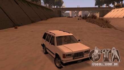 Landstalker SRT8 para GTA San Andreas