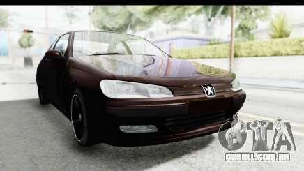 Peugeot 406 Coupe para GTA San Andreas