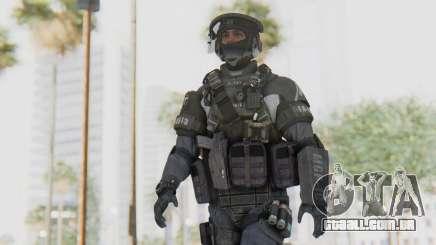 Federation Elite LMG Original para GTA San Andreas