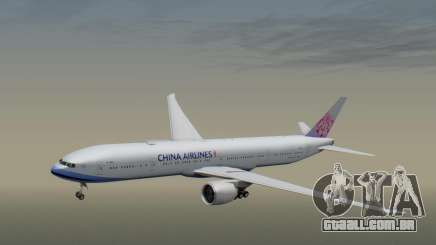 Boeing 777-300ER China Airlines para GTA San Andreas
