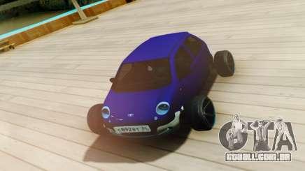 Daewoo Matiz R20 Vossen para GTA San Andreas