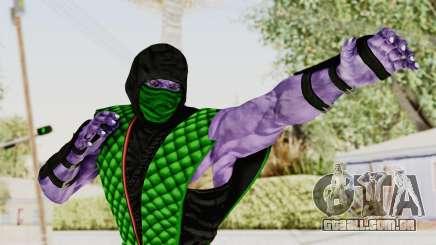 Snake MK1 para GTA San Andreas