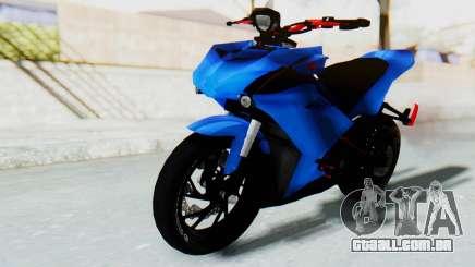 Yamaha Mx King 1000CC para GTA San Andreas