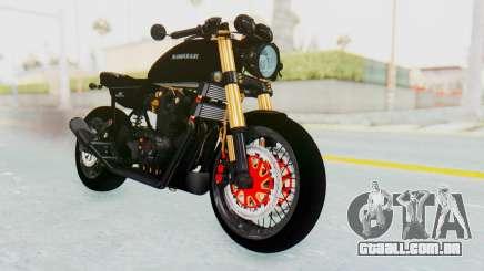 Kawasaki Z1000 Moghe Cafe Racer para GTA San Andreas