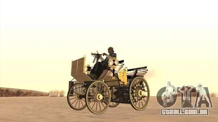 Mercedes-Benz Daimler 1886 para GTA San Andreas
