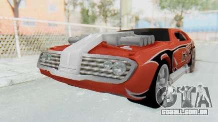 Hot Wheels AcceleRacers 2 para GTA San Andreas