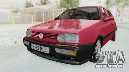 Volkswagen Golf 3 1994 para GTA San Andreas