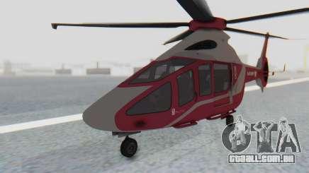 GTA 5 Buckingham Volatus v2 IVF para GTA San Andreas