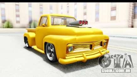 GTA 5 Vapid Slamvan without Hydro para GTA San Andreas