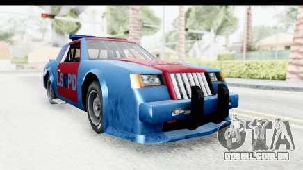 Hotring Police para GTA San Andreas