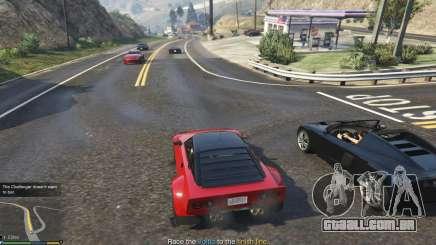 Impromptu Races 1.8 para GTA 5