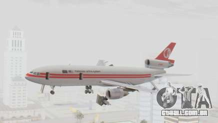 DC-10-30 Malaysia Airlines (Retro Livery) para GTA San Andreas