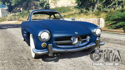 Mercedes-Benz 300SL Gullwing 1955 para GTA 5