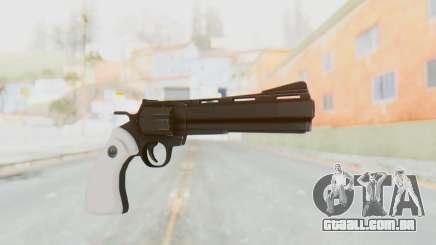Revolver from TF2 para GTA San Andreas