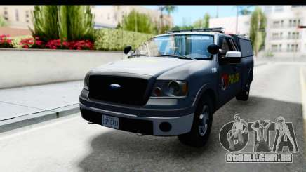 Ford F-150 Indonesian Police K-9 Unit para GTA San Andreas