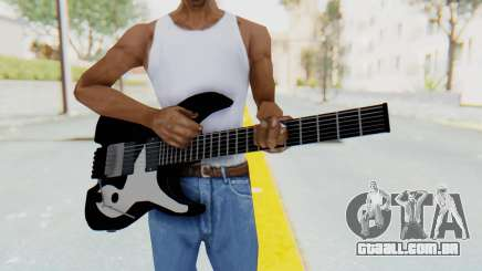 Steinberger GM1T White Pickguard para GTA San Andreas