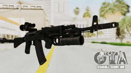 AK-74M v3 para GTA San Andreas
