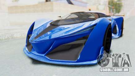 GTA 5 Grotti Prototipo v1 para GTA San Andreas