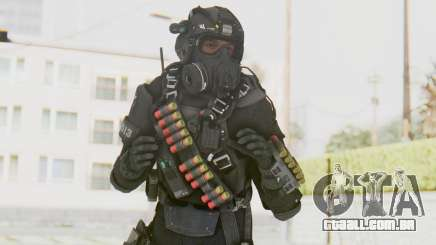 Federation Elite Shotgun Tactical para GTA San Andreas