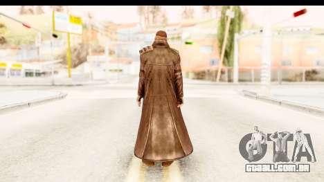 Marvel Heroes - Blade para GTA San Andreas terceira tela