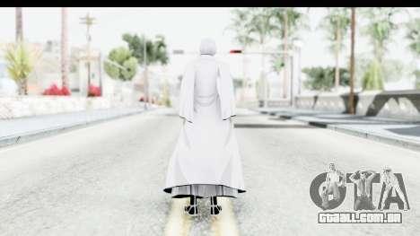Bleach - Ichimaru para GTA San Andreas terceira tela