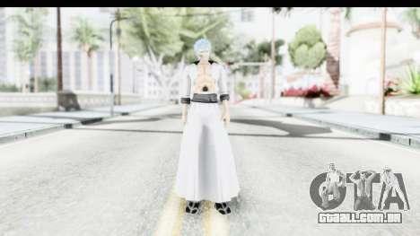 Bleach - Grimmjow para GTA San Andreas segunda tela