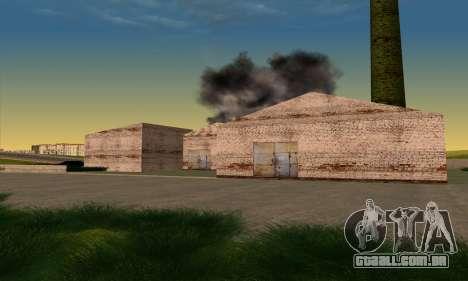 O novo bairro, perto de Arzamas para GTA San Andreas terceira tela