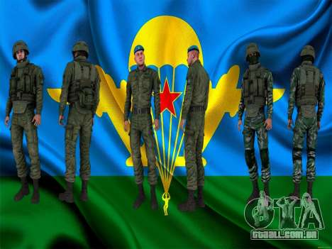Pak combatentes aéreos para GTA San Andreas
