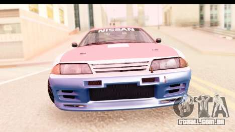 Nissan Skyline Group A para GTA San Andreas