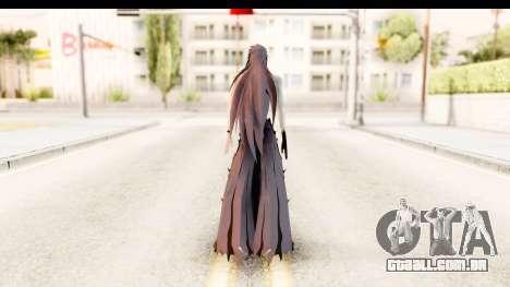 Bleach - Ichigo MF para GTA San Andreas terceira tela