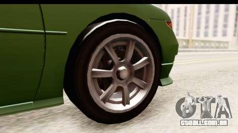 GTA 5 (4) Dinka Perennial para GTA San Andreas vista traseira