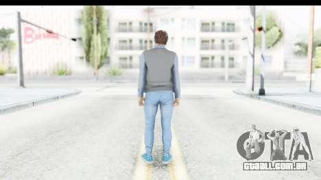 GTA 5 DLC Finance and Felony Skin para GTA San Andreas terceira tela