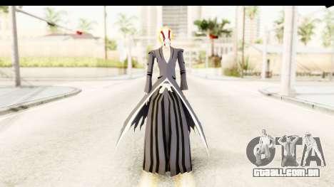 Bleach - Ichigo v4 para GTA San Andreas segunda tela