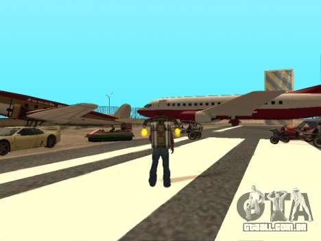 Cars spawn para GTA San Andreas sexta tela