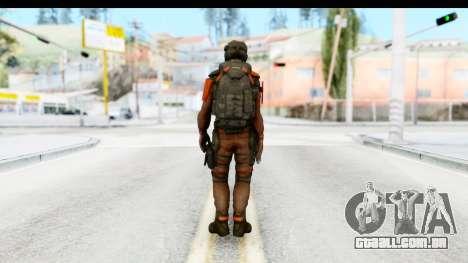Homefront The Revolution - KPA v3 Red para GTA San Andreas terceira tela