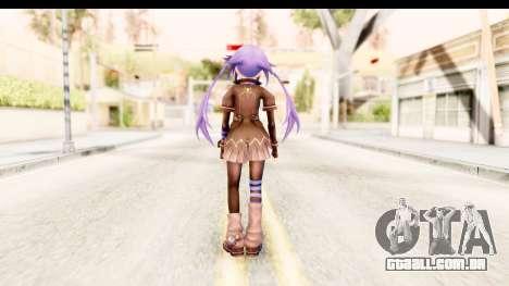 Ankokuboshi Kurome para GTA San Andreas terceira tela