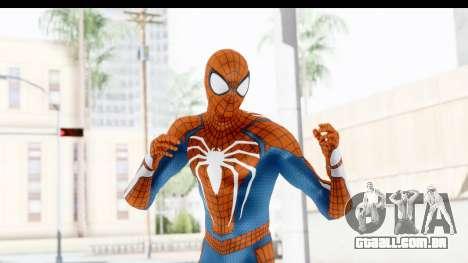 Spider-Man PS4 E3 para GTA San Andreas